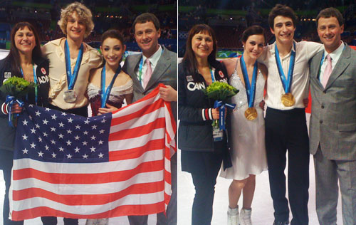 2010 Olympic Ice Dancing Champions